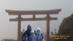 A Blind Date with Mt. Fuji.1
